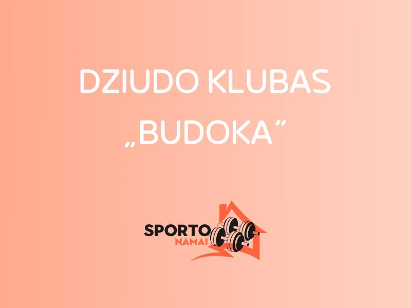 """Dziudo klubas """"Budoka"""""""