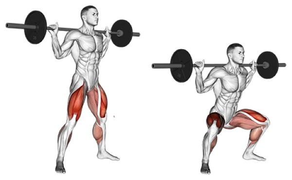 Squats | Sporto Namai